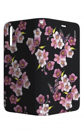 Case STAND VStyle Huawei P30 - Cherry Blossom