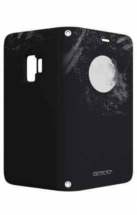Case STAND Samsung A6Plus - Moon