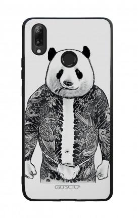 Cover Samsung Galaxy J5 - Scritte in bianco e nero