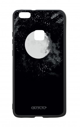 Huawei P10Lite White Two-Component Cover - Moon