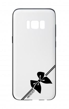 Cover Bicomponente Samsung S8 - Fiocco angolare