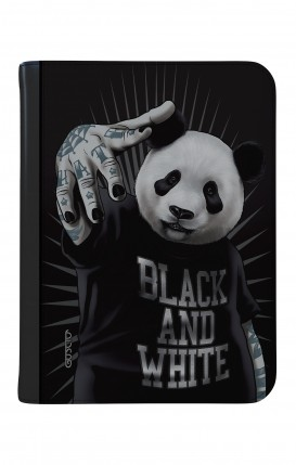 "Cover Universal Tablet Case per 9/10"" display - Panda rap"