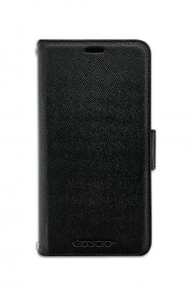 Case STAND SAFFIANO Apple iphone 7/8 BLACK - Neutro