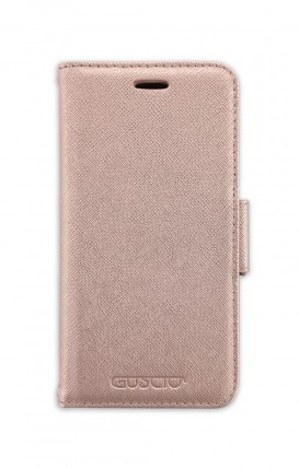 Case STAND SAFFIANO Apple iphone X/XS Pink - Neutro