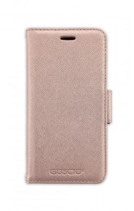 Case STAND SAFFIANO Apple iphone 11 PRO PINK - Neutro