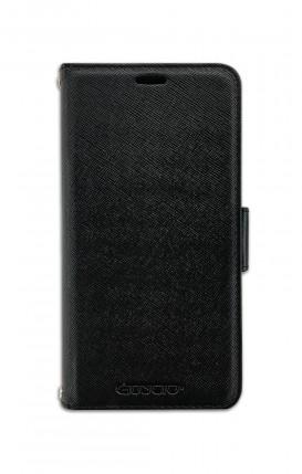 Case STAND SAFFIANO Apple iphone 11 PRO MAX Black - Neutro