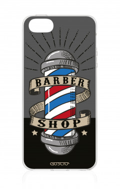 Cover Apple iPhone 5/5s/SE - Barber Shop Banner