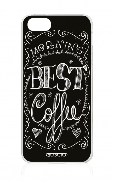 Cover TPU Apple iPhone 5/5s/SE - Best Coffee