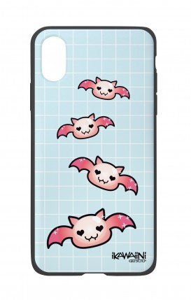 Apple iPhone XR Two-Component Cover - Bat Kawaii