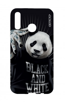 Cover HUA P SMART 2019 - B&W Panda