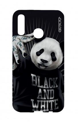 Cover TPU Huawei P Smart 2019 - Panda rap