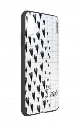 Cover Asus Zenfone3 Max ZC520TL - Bandiera americana scura