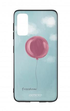 Cover Bicomponente Samsung S20 - palloncino della libertà
