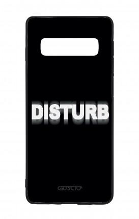 Samsung S10 WHT Two-Component Cover - Disturb