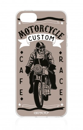 Cover Apple iPhone 5/5s/SE - Custom Motorcycle