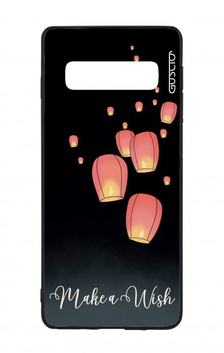 Cover Bicomponente Samsung S10 - Lanterne dei desideri