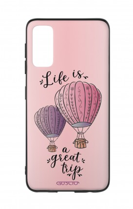 Cover Samsung S20 - Life is a Great Trip
