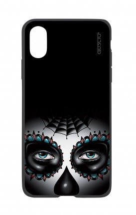 Apple iPhone XR Two-Component Cover - Calavera Eyes