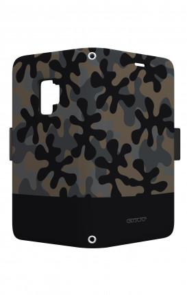 Case STAND VStyle EARS Samsung S9 - Black Jack