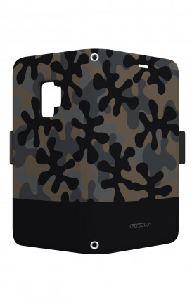 Cover STAND VStyle EARS Samsung S9 - Black Jack