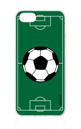 Cover TPU Apple iPhone 5/5s/SE - Campo da calcio