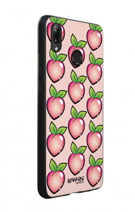 Apple iPh XS MAX WHT Two-Component Cover - Tattooed Girl Green