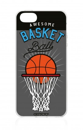 Cover Apple iPhone 5/5s/SE - Basket Ball