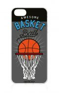 Cover Apple iPhone 5/5s/SE - Palla da basket
