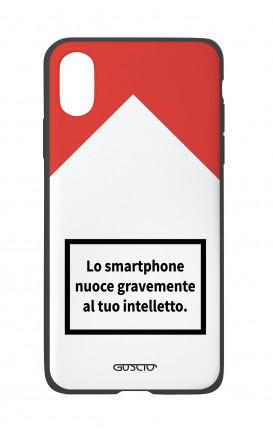 Cover Bicomponente Apple iPhone XS MAX - Nuoce gravemente...