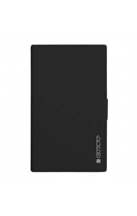 Cover Universal Casebook size3 BLACK - Logo