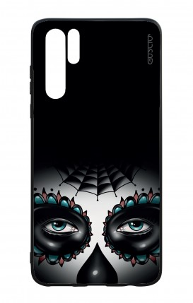 Huawei P30PRO WHT Two-Component Cover - Calavera Eyes