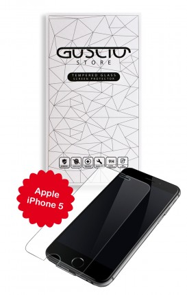 Tempered Glass Apple iPhone 5/5s/SE - Neutro
