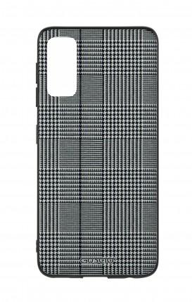 Cover Samsung S20 - Glen plaid