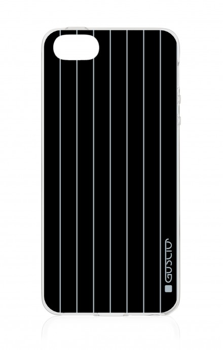Cover Apple iPhone 5/5s/SE - Classic Stripes