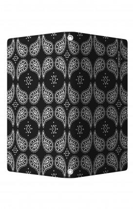 "UNV BOOK Case M/L 5.0-5.2"" display - Magnetic - Bandana pattern"