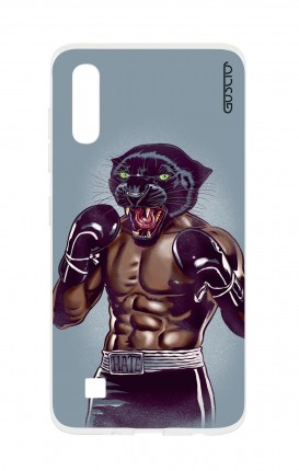 Cover TPU TRS Sam A10 - Boxing Panther