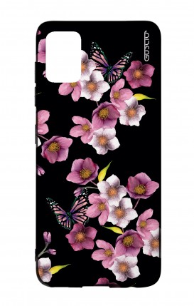 Samsung A51 Two-Component Cover - Cherry Blossom