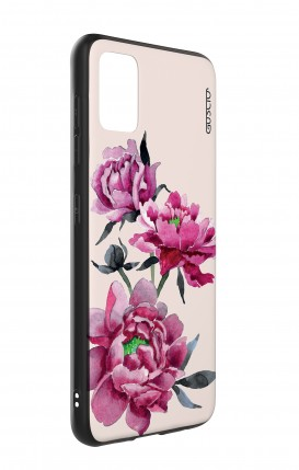 Cover Samsung S8 Plus - Teschio fiorato rosa