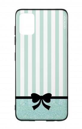 Cover Bicomponente Samsung A51 - Tiffany Romantico