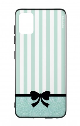 Samsung A51 Two-Component Cover - Romantic Tiffany