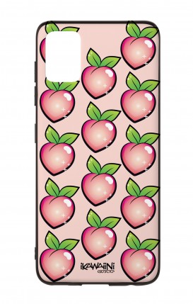 Samsung A51 Two-Component Cover - Peaches Pattern Kawaii