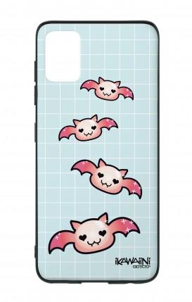 Samsung A51 Two-Component Cover - Bat Kawaii