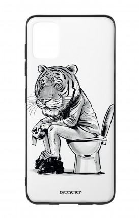 Samsung A51 Two-Component Cover - Tiger on WC
