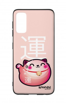 Cover Samsung S20 - Japanese Fortune cat Kawaii