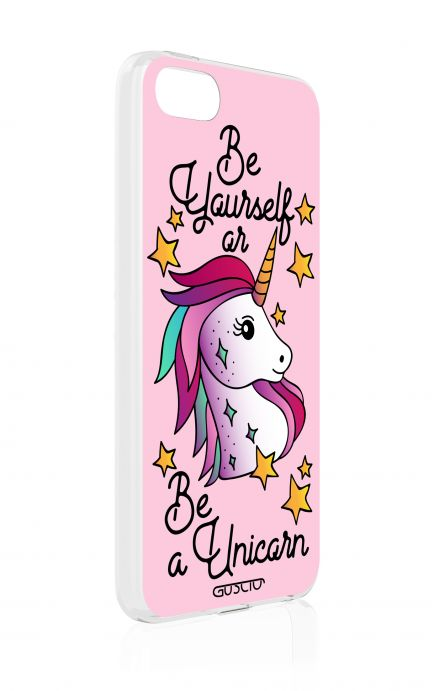 Cover Apple iPhone 5/5s/SE - Be a Unicorn