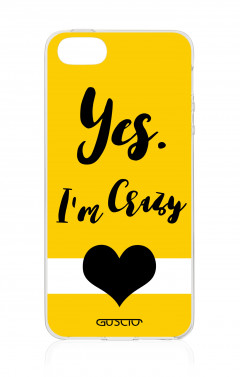 Cover Apple iPhone 5/5s/SE - Yes. I'm Crazy
