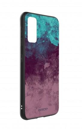 Cover Bicomponente Samsung S10e Lite - Scimmia felice