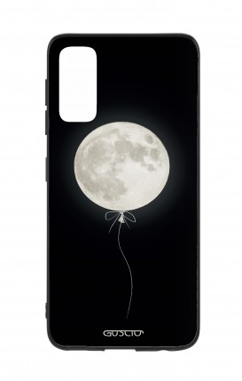 Cover Bicomponente Samsung S20 - Palloncino lunare