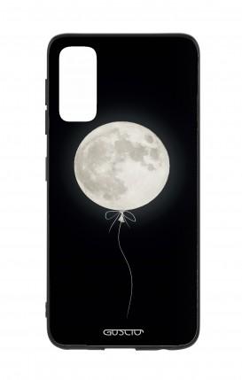 Cover Samsung S20 - Moon Balloon