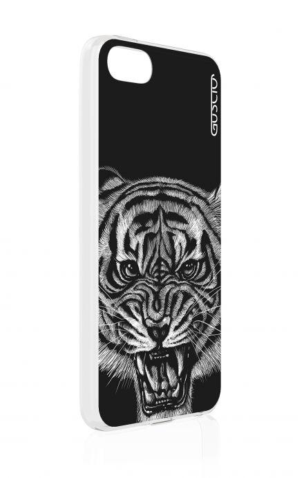 Cover Apple iPhone 5/5s/SE - Tigre nera